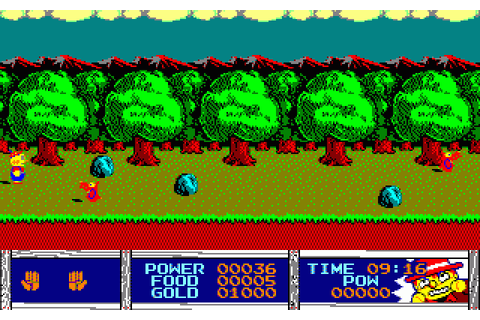 Woody Poco (1986) NEC PC8801 game