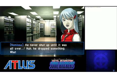 Shin Megami Tensei: Devil Summoner Soul Hackers - Part 1 ...