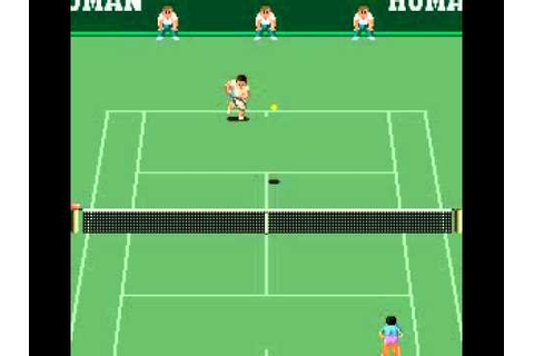 BEST TENNIS GAME EVER: Final Match Tennis - Shuzo Matsuoka ...