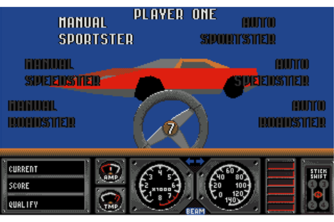Download Race Drivin' - My Abandonware