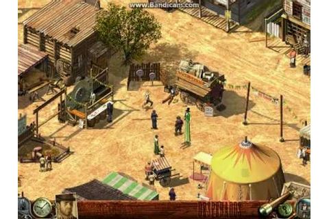 Desperados Wanted Dead or Alive Mission 1 - YouTube
