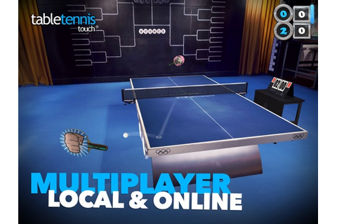 App Shopper: Table Tennis Touch (Games)