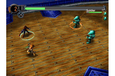Skies of Arcadia (2000) by Overworks Dreamcast game