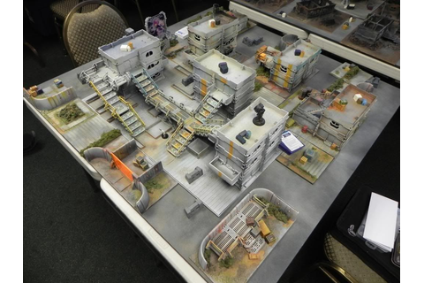Pin by Spartan300 on zombicide | Wargaming terrain ...