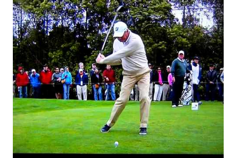 Fred Couples - Slow Motion 1 - YouTube