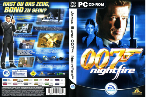 Download Game / James Bond 007: NightFire Completo [PC ...