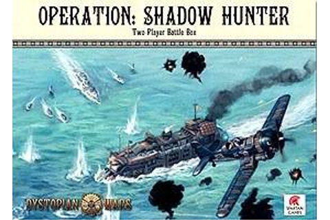 Dystopian Wars: Operation Shadow Hunter 2-Player Set ...