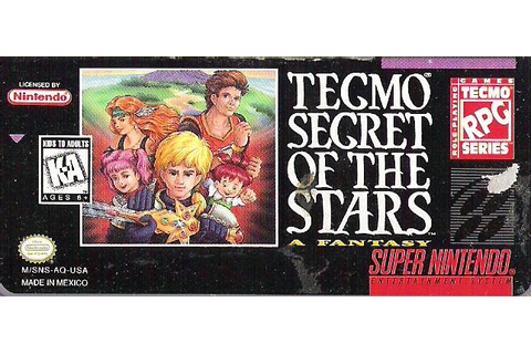 Secret of the Stars Shrine Main Page