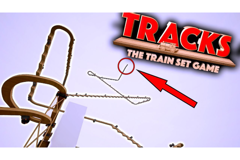 SUPER HIGH TRAIN DROP!! - Tracks - The Train Set Game ...