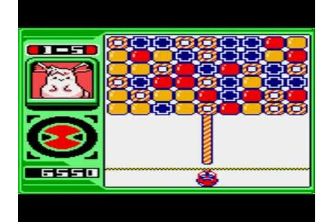 Puzzle Link Game Sample - NeoGeo Pocket Color - YouTube