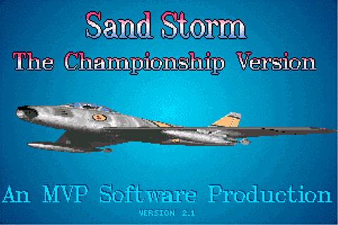 Download Sand Storm: The Championship Version - My Abandonware