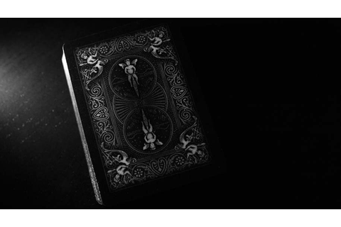 Bicycle Shadow Masters Playing Cards | ELLUSIONIST | JP ...