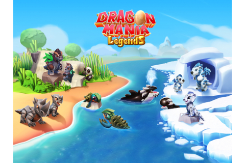 Dragon Mania Legends Show Their Paws For Global Charity ...