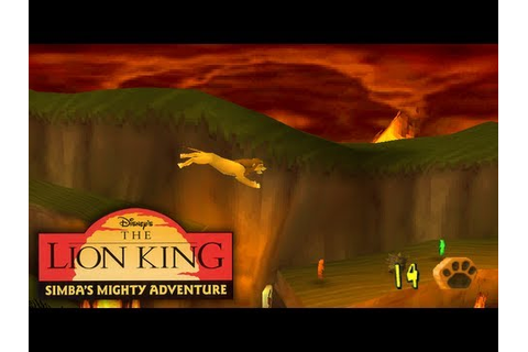 Let's Play The Lion King: Simba's Mighty Adventure: Part 6 ...