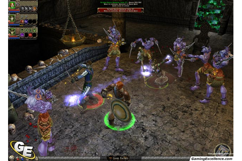 Dungeon Siege II Review - GamingExcellence