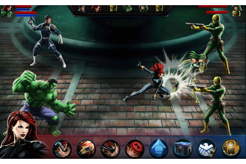 Download Marvel Avengers Alliance 2 v1.1.1 MOD APK ...