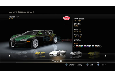 A review of SuperCar Challenge for PlayStation 3 (PS3)