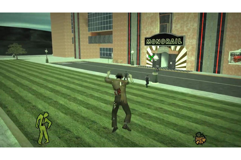 Stubbs the Zombie in Rebel Without a Pulse Download Game ...