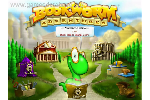 Bookworm Adventures Deluxe - PopCap - Games Database