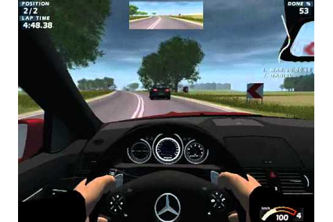 World Racing 2 Gameplay Multiplayer - YouTube