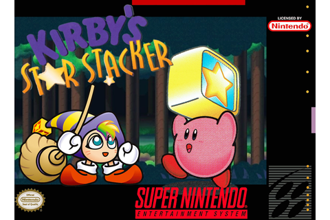 Testers needed: Kirby's Super Star Stacker English Patch