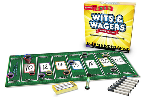 Games from Pevans - Wits and Wagers