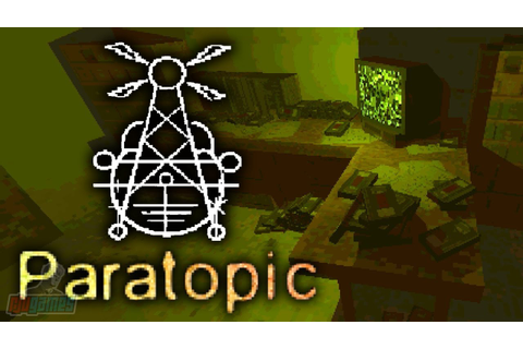 Paratopic | Surreal Indie Horror Game Walkthrough | PC ...