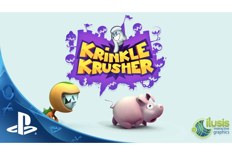 Games Fiends - Krinkle Krusher (PSN) Review