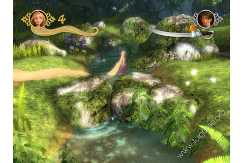 Disney Tangled: The Video Game (Công chúa tóc mây ...