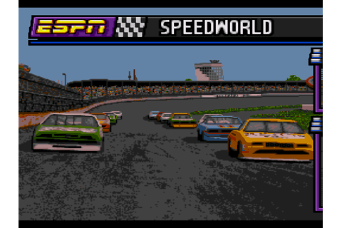 ESPN Speedworld Download Game | GameFabrique