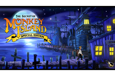 Secret of Monkey Island on Windows 10, 8 and Windows 7