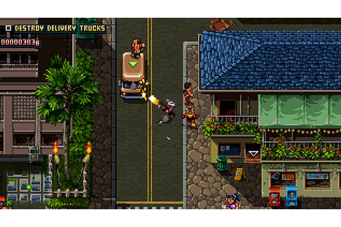 Shakedown: Hawaii launches May 7 for PS4, Switch, PS Vita ...