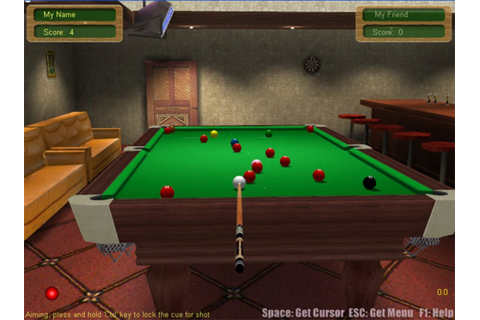 3D Live Snooker - Download