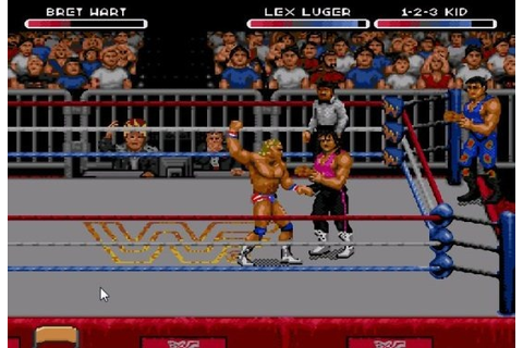 Download WWF Raw: Free PC Wrestling Game