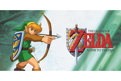 The Legend of Zelda: A Link to the Past | Super Nintendo ...