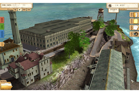 Prison Tycoon Alcatraz Game - Free Download Full Version ...
