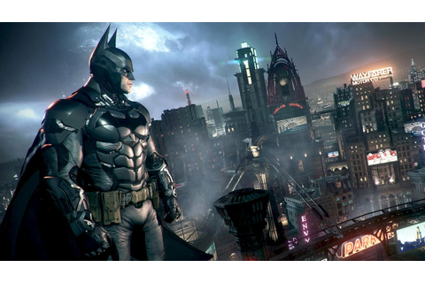 BATMAN ARKHAM KNIGHT - Extended Gameplay (2015) - YouTube