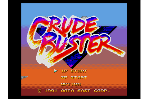 Download Two Crude Dudes (Genesis) - My Abandonware