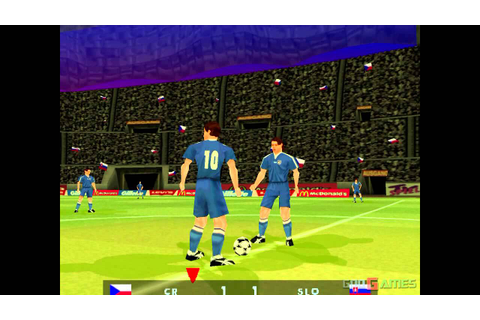 This is Football - Gameplay PSX (PS One) HD 720P ...