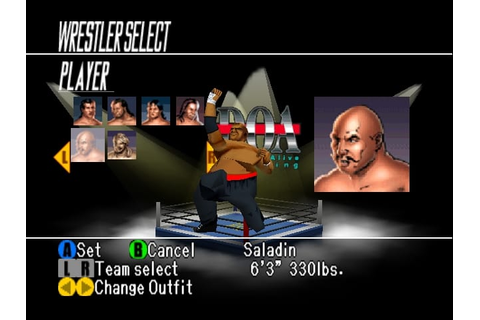 Movie WCW Vs. The World [1997 Video Game] - kingutorrent