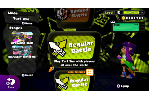 Splatoon Review | Kaber Games