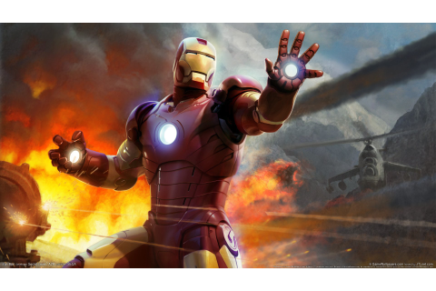 Iron Man HD Game Wallpapers | HD Wallpapers