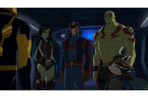 Image - Guardians of the Galaxy Ultimate Spider-Man 3.png ...