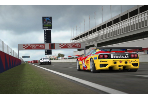 GTR - FIA GT Racing Game PC - JuegosADN