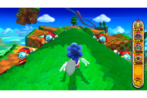 Sonic Lost World Screenshots - Video Game News, Videos ...
