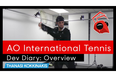 Big Ant Dev Diary #5: AO International Tennis Developer ...