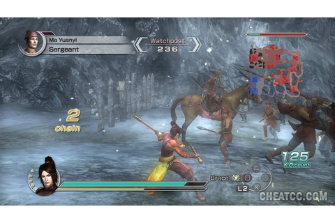 Dynasty Warriors 6: Empires Review for PlayStation 3 (PS3)
