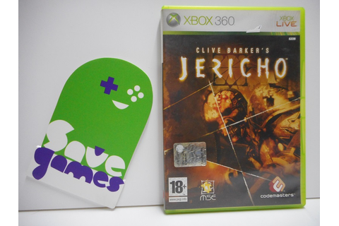 Clive Barker's Jericho - Save Games