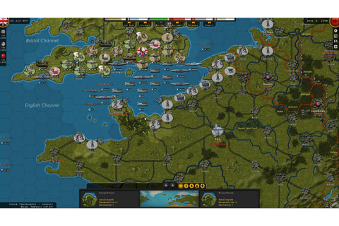 Strategic Command WW2: War in Europe - Learning the D Day ...