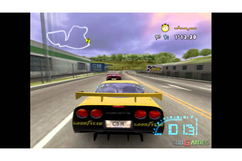 Corvette - Gameplay PS2 HD 720P - YouTube